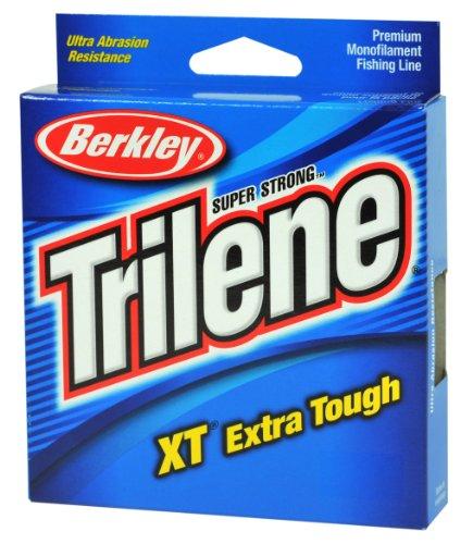 Berkley Trilene XT Monofile Angelschnur, farblos, 1000 Yd, Pound Test 20