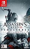 Ubisoft Assassin's Creed III Remastered NINTENDO SWITCH REGION FREE JAPANESE VERSION
