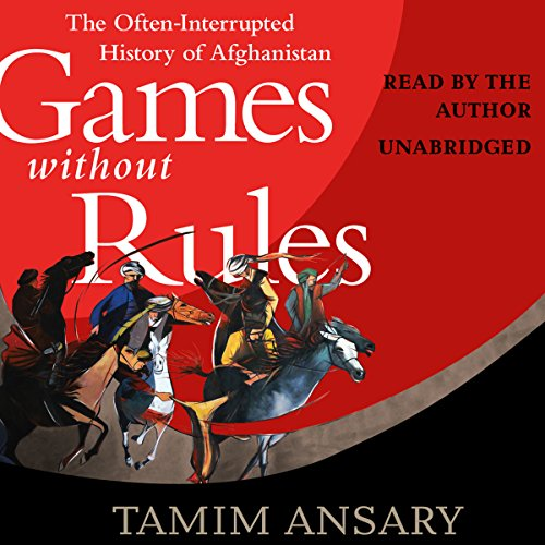 Games Without Rules  Audiolibri