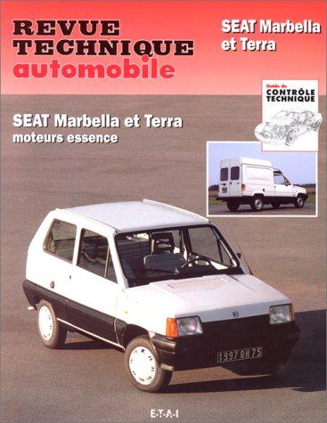 Revue technique de l'Automobile numéro 516.2 : Seat Marbella