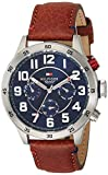 Tommy Hilfiger Analog Blue Dial Men's Watch - NATH1791066