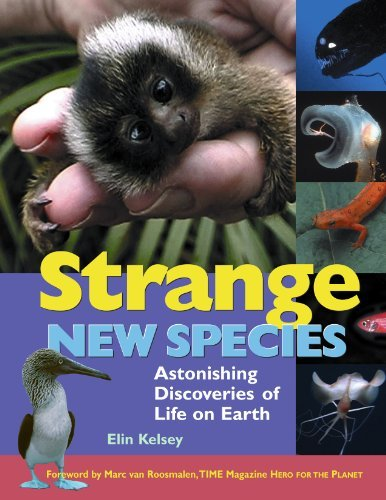 Strange New Species: Astonishing Discoveries of Life on Earth by Elin Kelsey (2005-08-31)
