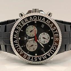 Aqua Master Mens Ceramic Quartz Watch W331