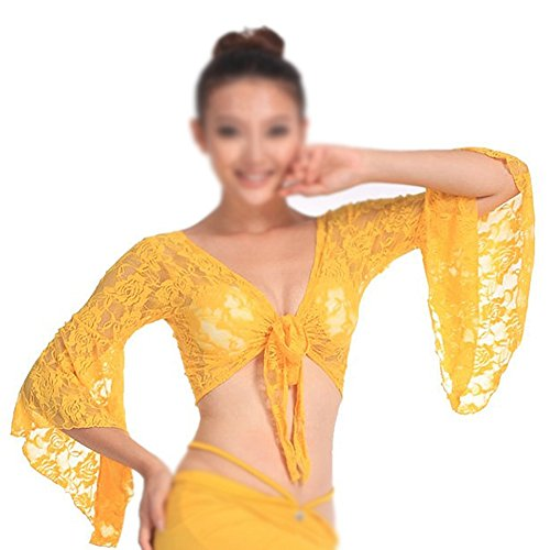 sodialr-sexy-belly-dance-dancing-lace-blouse-top-bra-dancewear-costumes-yellow