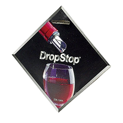 Einschenkhilfe Drop-Stop, Aluminium, ca. 8 cm, 1 Stück