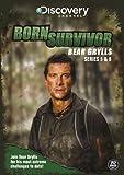 Bear Grylls: Born Survivor - Complete Season Five And Six [DVD]