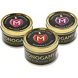 MONOGAMY MASSAGE CANDLE 3 PACK MONOGAMY MASSAGE CANDLE 3 PACK