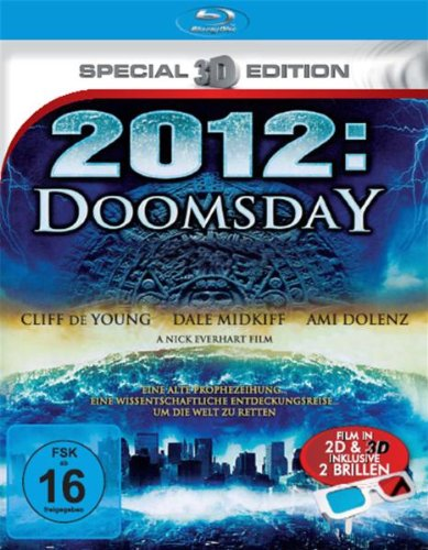 Great Movies GmbH 2012 Doomsday (3D-Special Edition) [Blu-ray]