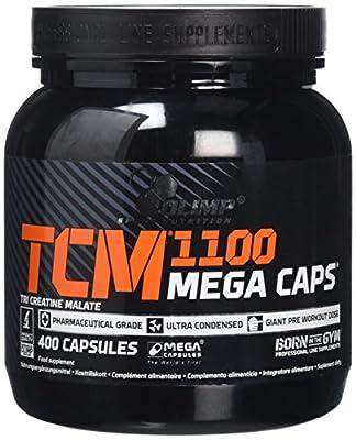 Olimp Creatine TCM Mega Capsules - Pack of 400 Capsules
