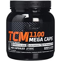 Olimp TCM Mega Creatine Capsules, Pack of 400 Capsules