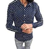 40%-60% Off!Men's Long Sleeve Tops Autumn Winter Fashion Faillette Button Shirt Blouse