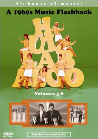 Best Of Hullabaloo, Vols. 5-8 [RC 1]