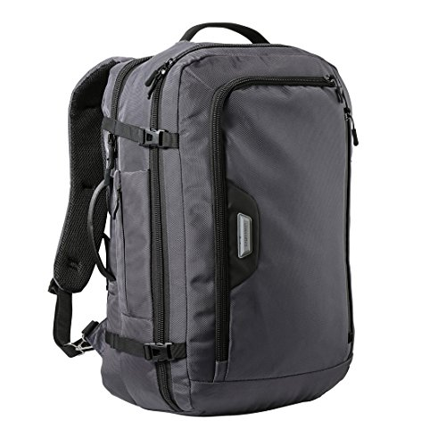Tromso 55x35x20cm Flight Backpack (Grigio)