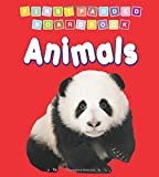 First Padded Board Book - the first book for toddlers - designed to arouse curiosity to know about the names of different animals of the world with the help of enticing pictures.