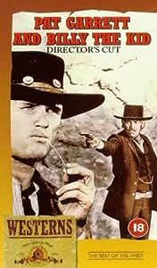 Pat Garrett & Billy the Kid [VHS] [1973]