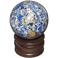 Crocon Lapis Lazuli orgone Kugel Ball Cho Ku Rei für Energie-Generator für Reiki heilende Chakra Gleichgewicht... preisvergleich bei billige-tabletten.eu