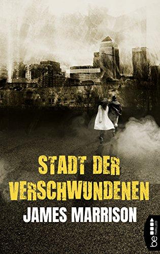 Buchseite und Rezensionen zu 'Stadt der Verschwundenen' von James Marrison