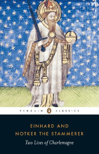 Two Lives of Charlemagne (Penguin Classics) (English Edition)