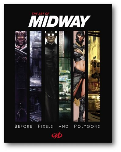 The Art of Midway Games: Before Pixels And Polygons