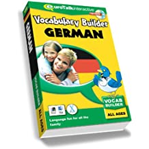 Vocabulary Builder German: Language fun for all the family – All Ages (PC/Mac)