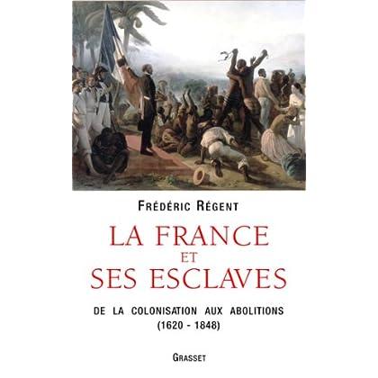 La France et ses esclaves (essai français)