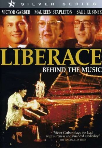 Liberace - Behind The Music by Susan Almgren