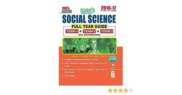 Samacheer Kalvi 6th Social Book