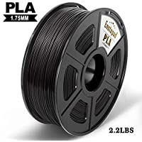PLA Filament 3D Printer Filament,Enotepad 1.75mm PLA, Dimensional Accuracy ± 0.02 mm