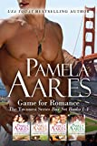Game for Romance (Books 1-4 of the Tavonesi Series) (Contemporary Romance)