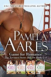 Game for Romance (Books 1-4 of the Tavonesi Series) (Contemporary Romance)