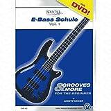 Rocktile E-Bass Schule 1 - arrangiert für E-Bass - mit Tabulator - mit DVD [Noten/Sheetmusic] Komponist : Kinker Moritz