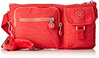 Kipling - PRESTO - Waistbag - Happy Red Mix - (Red)