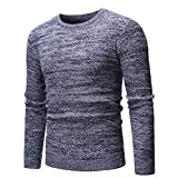 friendGG ❤️❤️ Herren Weihnachtspullover Strickjacken,Herren Weihnachten Druck Langarm Sweatshirt Männer Strickjacken Strickjacke Jumper 3D Druck Pullover Weihnachten Jumper Christmas Sweater