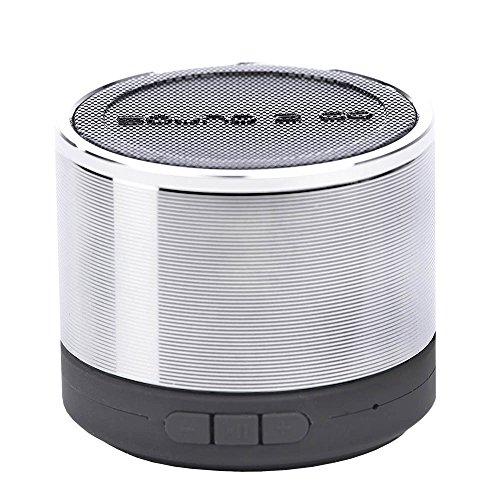 SOUND2GO BigBass Universe – Bluetooth 3.0 Lautsprecher mit NFC-Technologie, Freisprecheinrichtung, Micro SD Slot