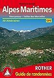 Alpes Maritimes - Mercantour, Vallée des Merveilles. Les 50 plus belles randonnées pédestres