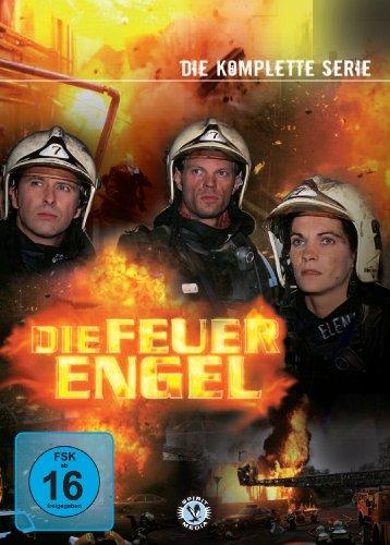 Die Feuerengel - Die komplette Serie (3 DVDs)