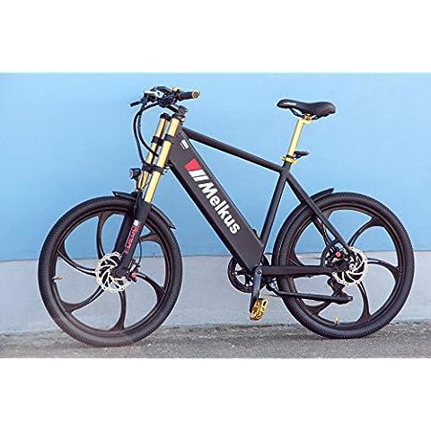 Speed Mountain Bike bicicletta elettrica 40km/h PEDELEC ruota monopattino E-BIKE, nuovo