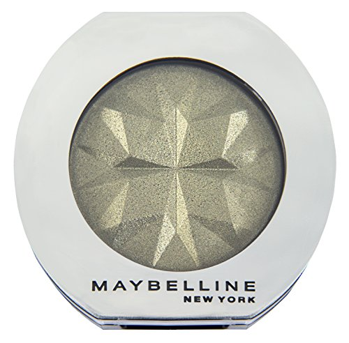 Maybelline New York Lidschatten Colorshow Mono Shadow Uptown Bronze 40 / Eyeshadow Bronze Metallic Finish, leuchtende Farben, intensive Deckkraft, 1 x 3 g (Klassische Bronze-finish)