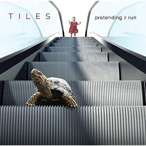 Pretending 2 Run - Inglese Tile