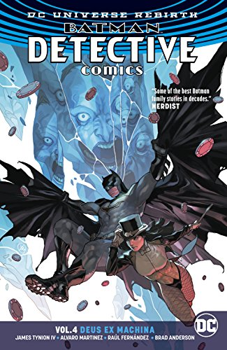 Batman - Detective Comics (2016-) Vol. 4: Deus Ex Machina ...