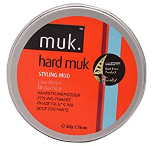 MUK INDIA Strong Hold Hair Styling Mud, 95g