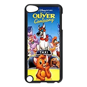 iPod Touch 5 Case Black Oliver and Company IXA Cell Phone Case Plastic Durable