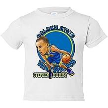 Camiseta niño Stephen Curry Golden State Warriors