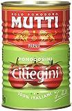 Mutti Pomodorini Ciliegini - 24 Lattine da 400g