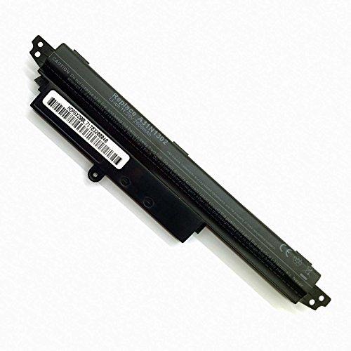 Akku Neue und kompatibel für Asus A31N1302VivoBook F200FX200X 200Series 4Zellen Li-Ion 11,25V 2600mAh R202Ringel in Beschreibung -