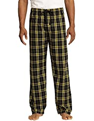 District–Young Herren Flanell Plaid Hose dt1800