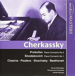 Cherkassky plays Prokofiev