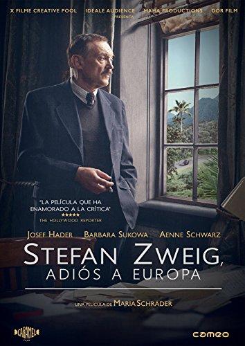 Stefan Zweig. Adiós a Europa [DVD]