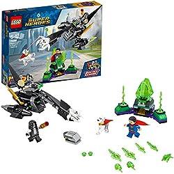 Super Heroes Lego l'Alleanza tra Superman e Krypto, Multicolore, 76096