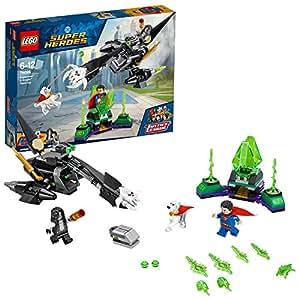 LEGO Super Heroes l'Alleanza tra Superman e Krypto, 76096